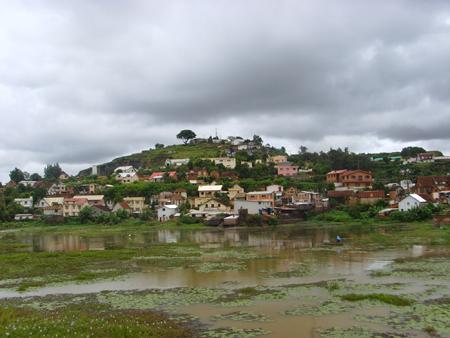 塔纳利福位于马达加斯加岛中