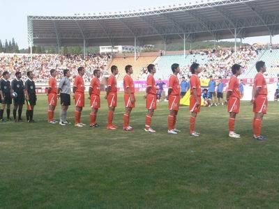 青岛中能足球俱乐部训练基地是中国职业足球的摇篮,深受广大球迷喜爱