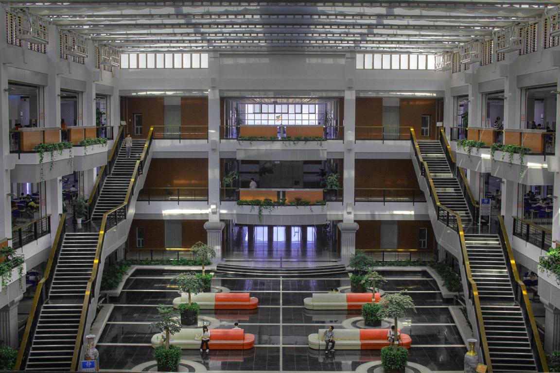 厦门大学漳州校区图书馆