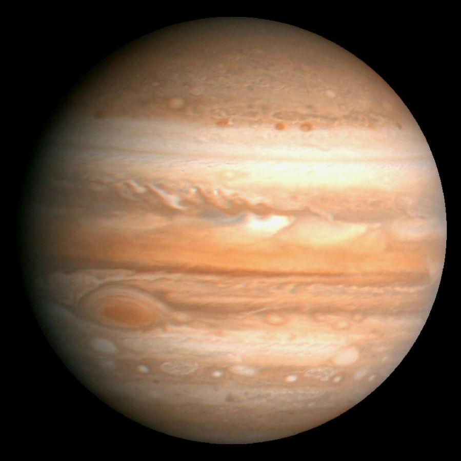 我们得到的有关木星内部结构的资料