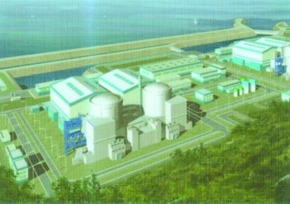 采用中广核集团拥有自主品牌的百万千瓦级核电技术路线--cpr1000,工程