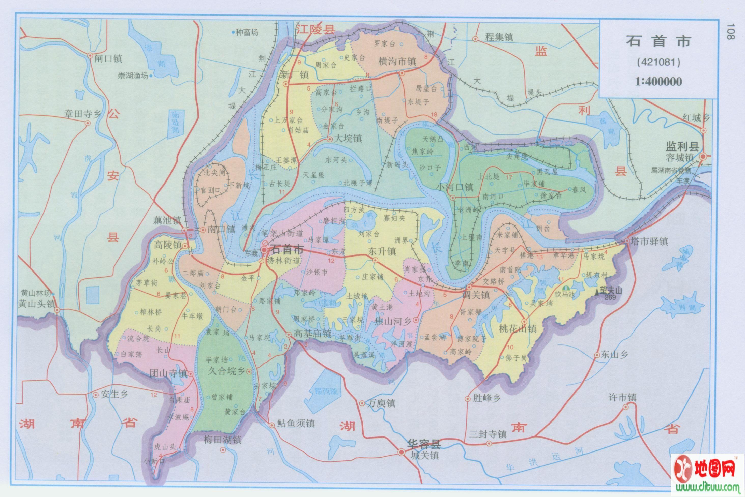 辽宁省锦州地图