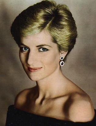 戴安娜-英国王妃