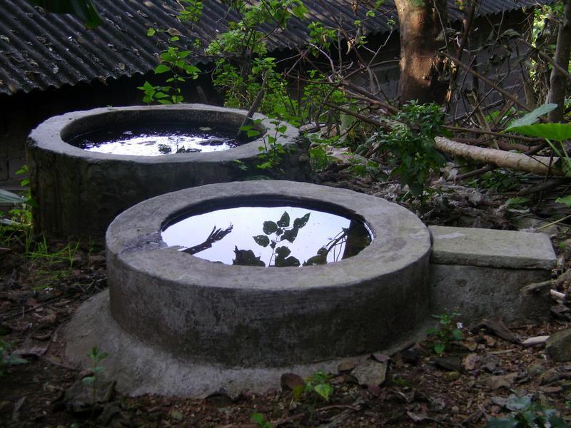 100立方沼气池设计图_100立方沼气池设计图分享展示图片