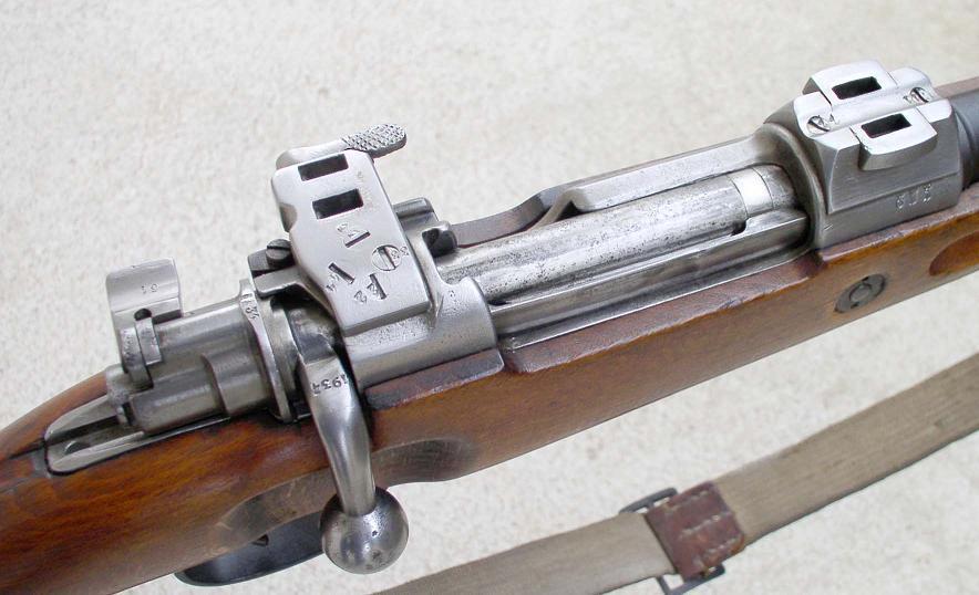 狙击枪撞针结构图