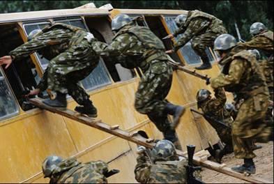 俄罗斯阿尔法特种部队