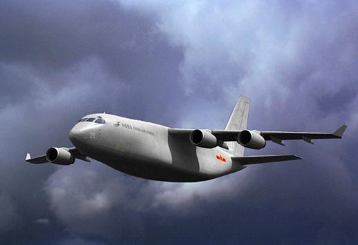 飞机的试验生产规划,但安东诺夫公司市场处处长基瓦抱怨这是杯水车薪