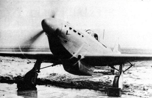 南斯拉夫ik系列战斗机