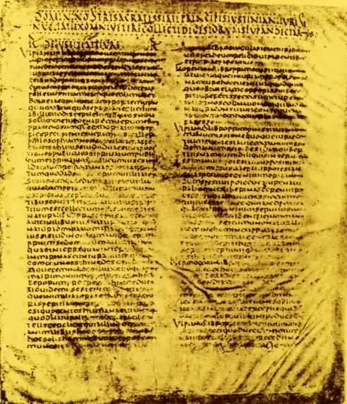 古罗马法以成文法为主要形式图片