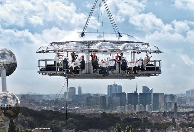 空中餐厅_空中餐厅陆家嘴_哈尔滨龙塔空中餐厅
