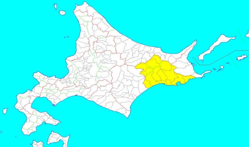 编辑本段历史   1869年08月15日:北海道设置11国86郡,钏路国成立;下
