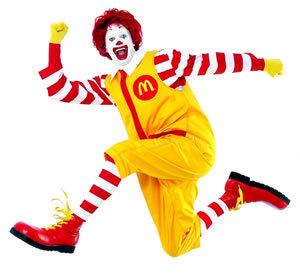 """家喻户晓的""""麦当劳"""