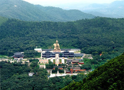 南京句容茅山风景区