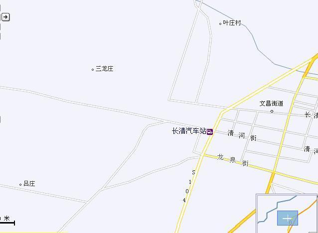 青岛市即墨市马山镇地图