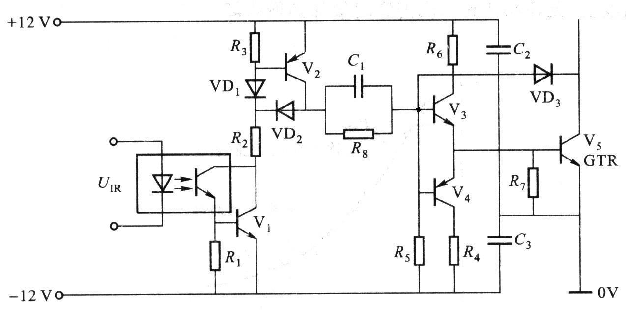 集成化驱动   集成化驱动电路克服了一般电路元件多