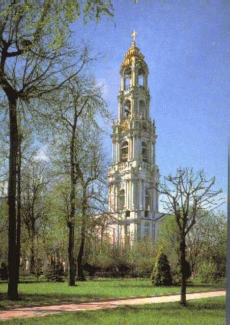 这种将教堂和钟楼置于一个圆顶下的普斯科夫式建筑