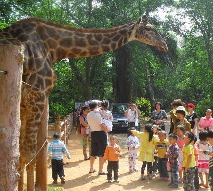 海南热带野生动物园