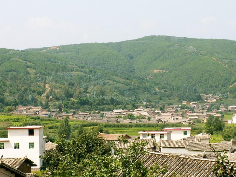 永胜县光华傈僳族彝族乡新生村