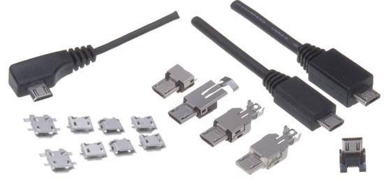该标准将手机连接充电器的接口也实现统一