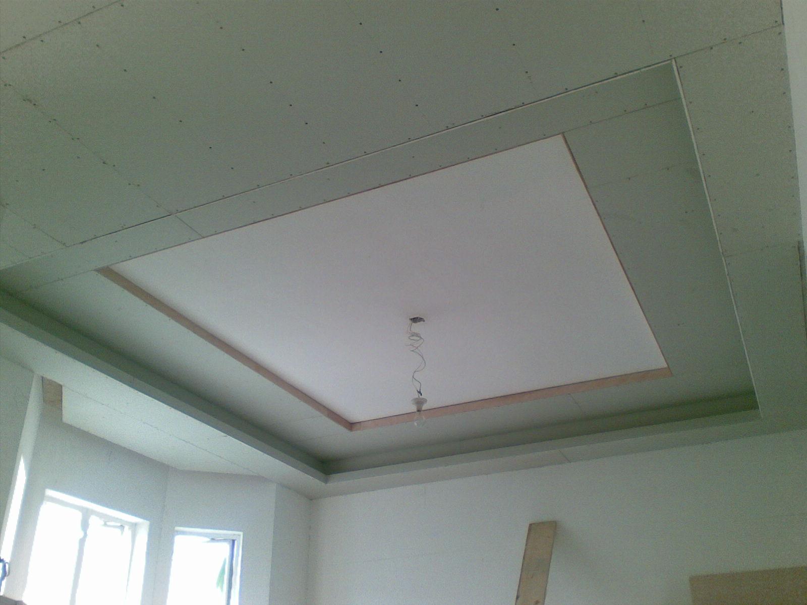 二级顶吊顶装修效果图