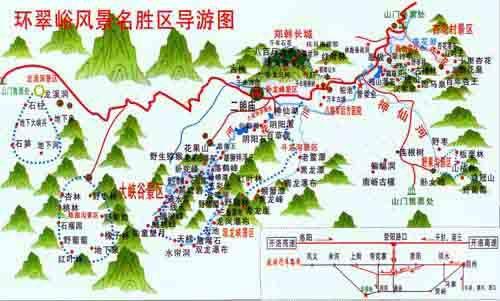 郑州二十七塔地图