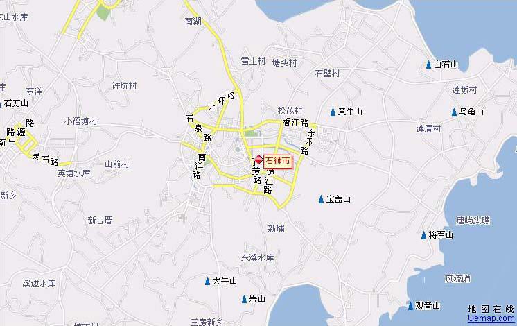 石狮-福建省泉州市下辖市