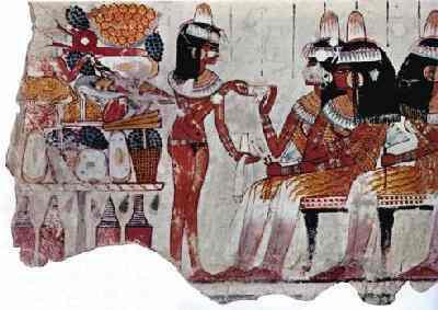 古埃及饮食文化_360百科图片