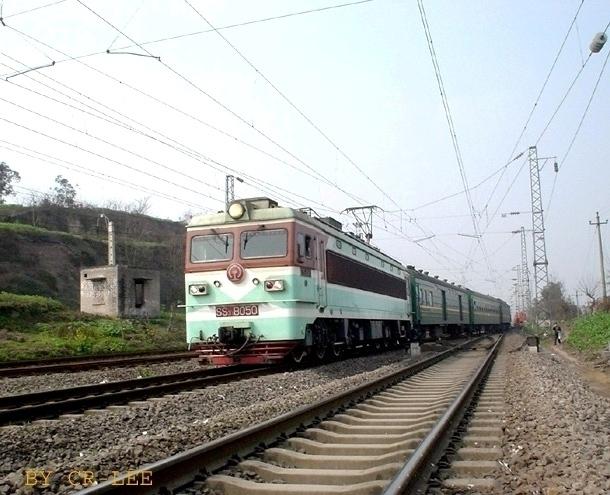 ss3 4000机车电路图