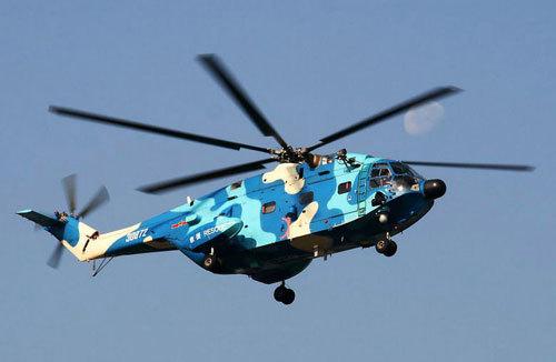 直8型直升机_360百科