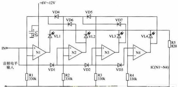 pc板电路图讲解和实物