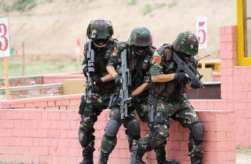 中国特种部队_360百科
