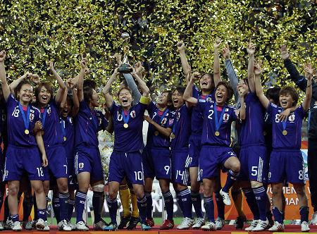 日本女子足球队